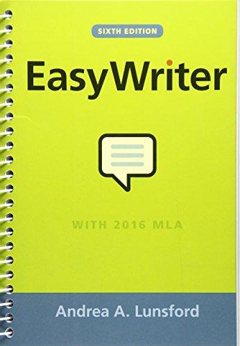 EasyWriter cover