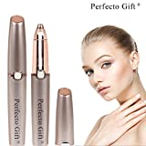 PerfectoStore Rechargeable Eyebrow hair Trimmer