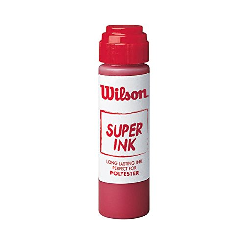 Dampener Trap (Wilson Sporting Goods Super Stencil Ink, Red)