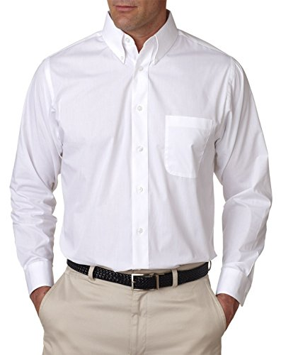 Ultraclub 8330 Adult Performance Poplin