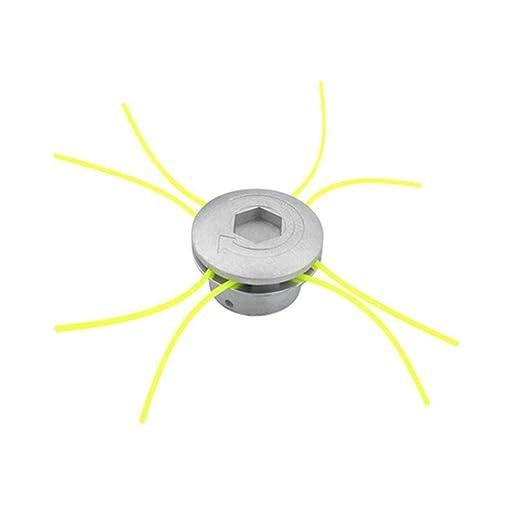 Ktimor - Cortacésped Universal, Cabeza de Aluminio, Cabezal ...