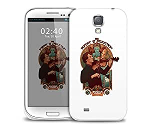 The Science of Deduction Samsung Galaxy S4 GS4 protective phone case