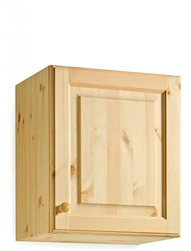 Arredamenti Rustici Pensile cucina da L45 H54 in legno massello di ...