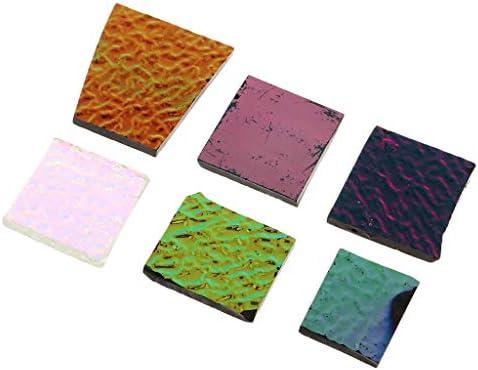 Perfeclan ガラス板 溶融ガラス カラフル 紙吹雪 ミニサイズ 装飾 デコレーション ホビー用素材 56g