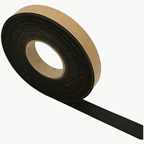 Black Felt Backing - J.V. Converting FELT-065/BLK11667 JVCC FELT-065 Polyester Felt Tape: 1