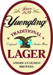 Yuengling grandes Oval Metal Sign