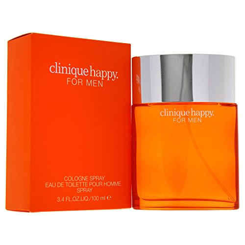 - Happy by Clinique for Men Cologne 3.4 oz Spray
