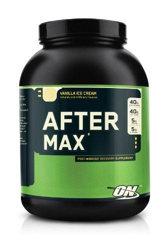 Optimum Nutrition After Max Post-Workout Recovery maximum, crème glacée à la vanille, 4,27 Euro