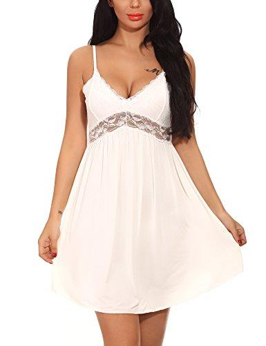 Ababoon Sleepwear Chemises Babydoll Nightgown product image