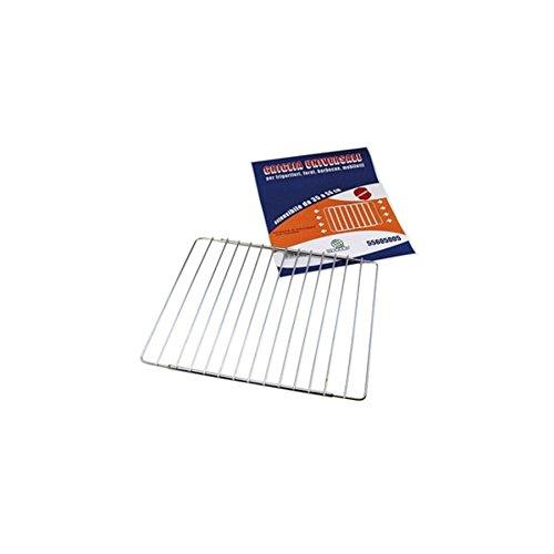 Mondo - Rejilla extensible (de 35 a 56 cm) para frigorífico, horno ...