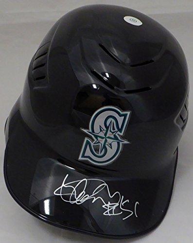 Ichiro Suzuki Autographed Seattle Mariners Rawlings Batting Helmet