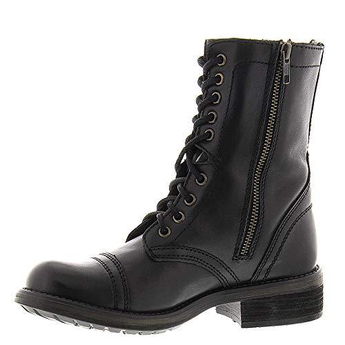 0 Madden Combat Black Boot Troopa Women's Steve 2 wIq4vH