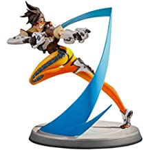 """Official Overwatch Tracer 10.5"""" Statue - Limited Edition - Blizzard Exclusive"""
