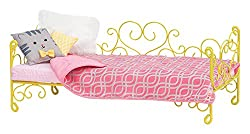 Our Generation Scrollwork Bed For 18 Dolls