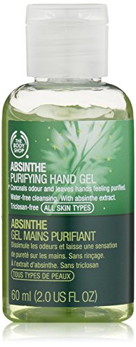 The Body Shop Purifying Hand Gel, Absinthe, 2.0 Fluid Ounce