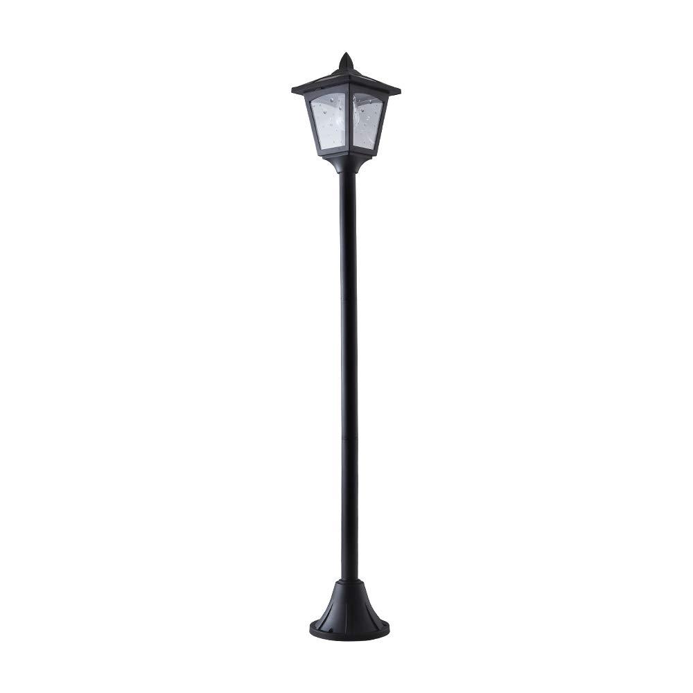 35''Mini Solar Powered Garden Lamp Driveway Light Outdoor Pathway Led Lantern Post by Chason