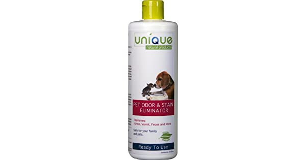 Amazon.com: Unique Productos Naturales 206 Pet Odor ...