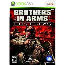 Xbox 360 - Brothers In Arms Hell's Highway - [PAL EU] (Xbox 360 Brothers In Arms)