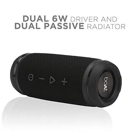 boAt Stone SpinX 2.0R 12W Bluetooth Speaker