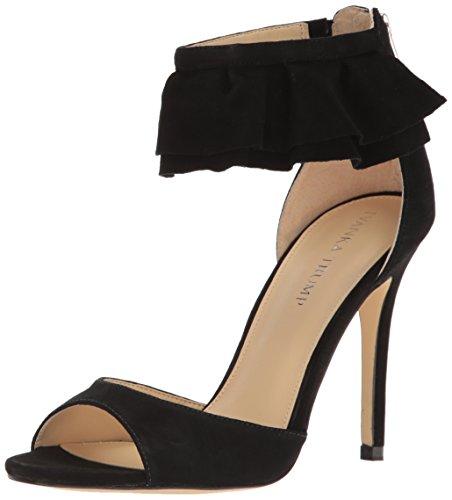 Herlle Black Trump Ivanka Suede Women's qw44Cp