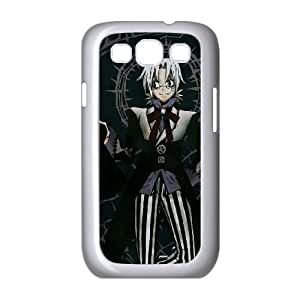 D.Gray man Samsung Galaxy S3 9300 Cell Phone Case White Phone cover M8831343