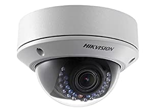 Hikvision DS-2CD2712F-I Outdoor Network IR DOME Camera , Network Surveillance Camera, 1.3 MP, 1280 X 960 by 3Dconnexion