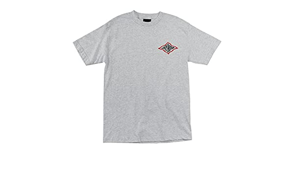 INDEPENDENT Ante Athletic Heather Mens Short Sleeve T-Shirt Small