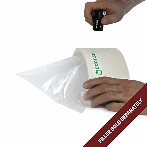18L Wine Bag-In-Box Kits [Eco-Friendly Bottle Alternative] - Easily Bottle, Dispense & Store Liquids - Perfect For Home Winemakers (Includes 2-18L bags and boxes - a 2 Carboy equivalent) from Astropaq by ASTRAPOUCH (Image #1)'