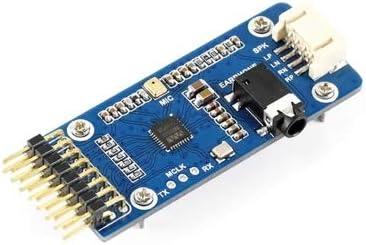 WM8960 Stereo CODEC Audio Module supports stereo encoding decoding sound record