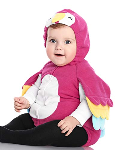 Carter's Baby Boys' Costumes (3-6 Months, Parrot)
