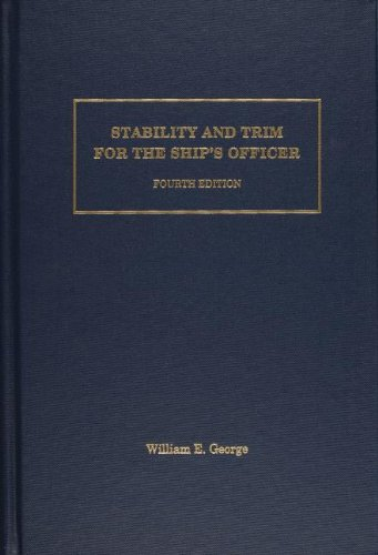 Stability & Trim for the Ship's Officer