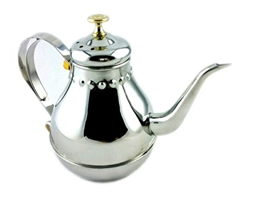 The Morning Tea Palace Pot Stainless Steel