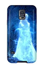High Impact Dirt/shock Proof Case Cover For Galaxy S5 (chronicles Of Narnia)
