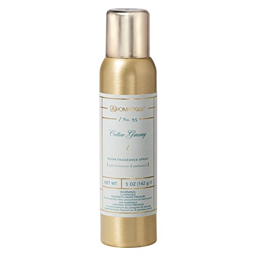 Aromatique Cotton Ginseng 5 oz Aerosol Room Spray by (1)
