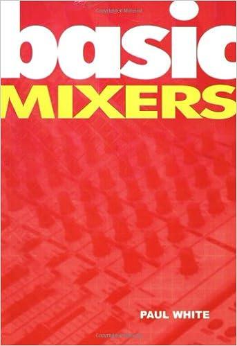 basic mixers basic series