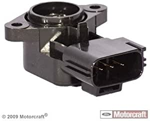 Replaces DY1164, DY1116, 6L2Z-9B989-A, 6L2Z 9B989-D, 3L5Z-9B989-AA, 3L5Z9B989AA APDTY 141708 TPS Throttle Position Acelerator Gas Pedal Potentiometer Sensor