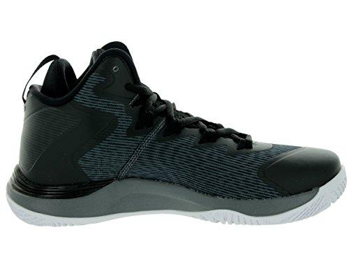 Zapatos Nike Jordan Jordan niños Super.fly 3 Bg Baloncesto Black Grey