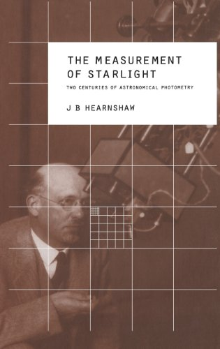 The Measurement Of Starlight: Two Centuries Of Astronomical Photometry