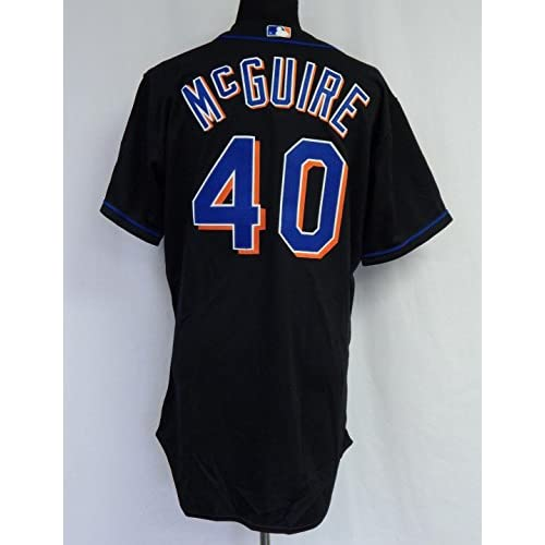 half off 01193 101f3 60%OFF 2000 New York Mets Ryan McGuire #40 Game Issued Poss ...
