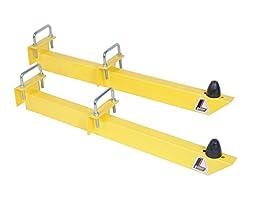 Lakewood 20475 Yellow Universal Traction Bar