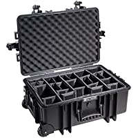 Type 6700 Outdoor Case with RPD Insert, Black