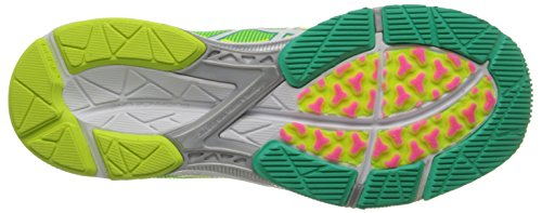 Entrenador Gel-DS femenino 20 Flash Amarillo / Blanco / Menta 8 B - Medio