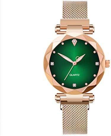 Ultramall BC52 Women Student Casual Simple Small Fresh Waterproof Fashion Quartz Watch