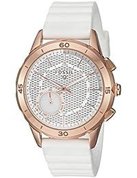 Smartwatch Híbrido Fossil Q Modern Pursuit FTW1135 Blanco
