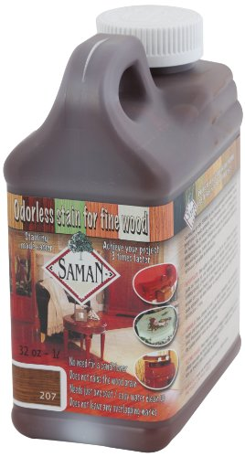 saman-tew-207-32-1-quart-interior-water-based-stain-for-fine-wood-cognac
