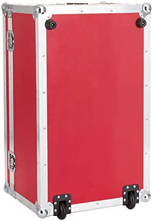 VIN Armored Trunks – Cherry Red