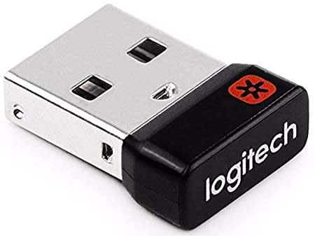 df2d0eb7fc1 Logitech Unifying USB Receiver for Performance Mouse MX: Amazon.co.uk:  Computers & Accessories