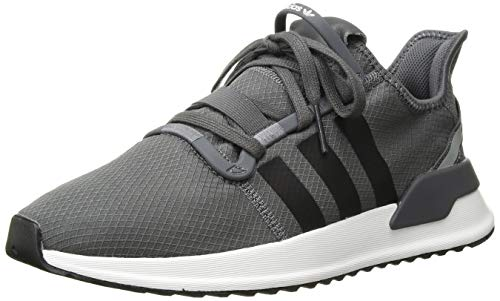adidas Originals Men's U_Path Run  Grey/Black/White 5