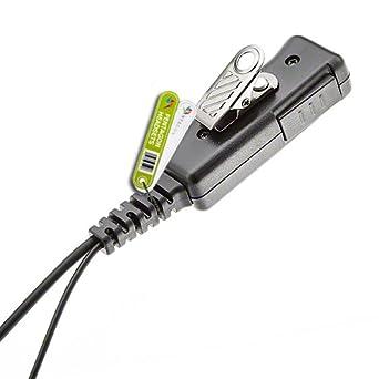CONECTOR DE 2,5 MM ALTAVOZ PARA RADIO MOTOROLA TALKABOUT