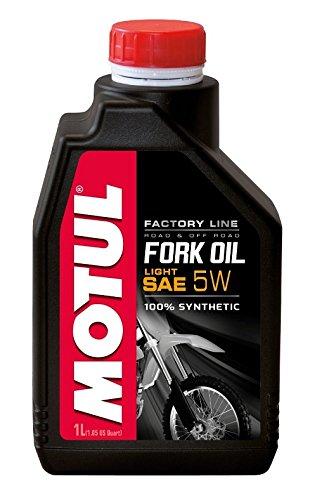 MOTUL Fork Oil Factory Line Light 5W 1L Motul Deutschland Gmb H 101130